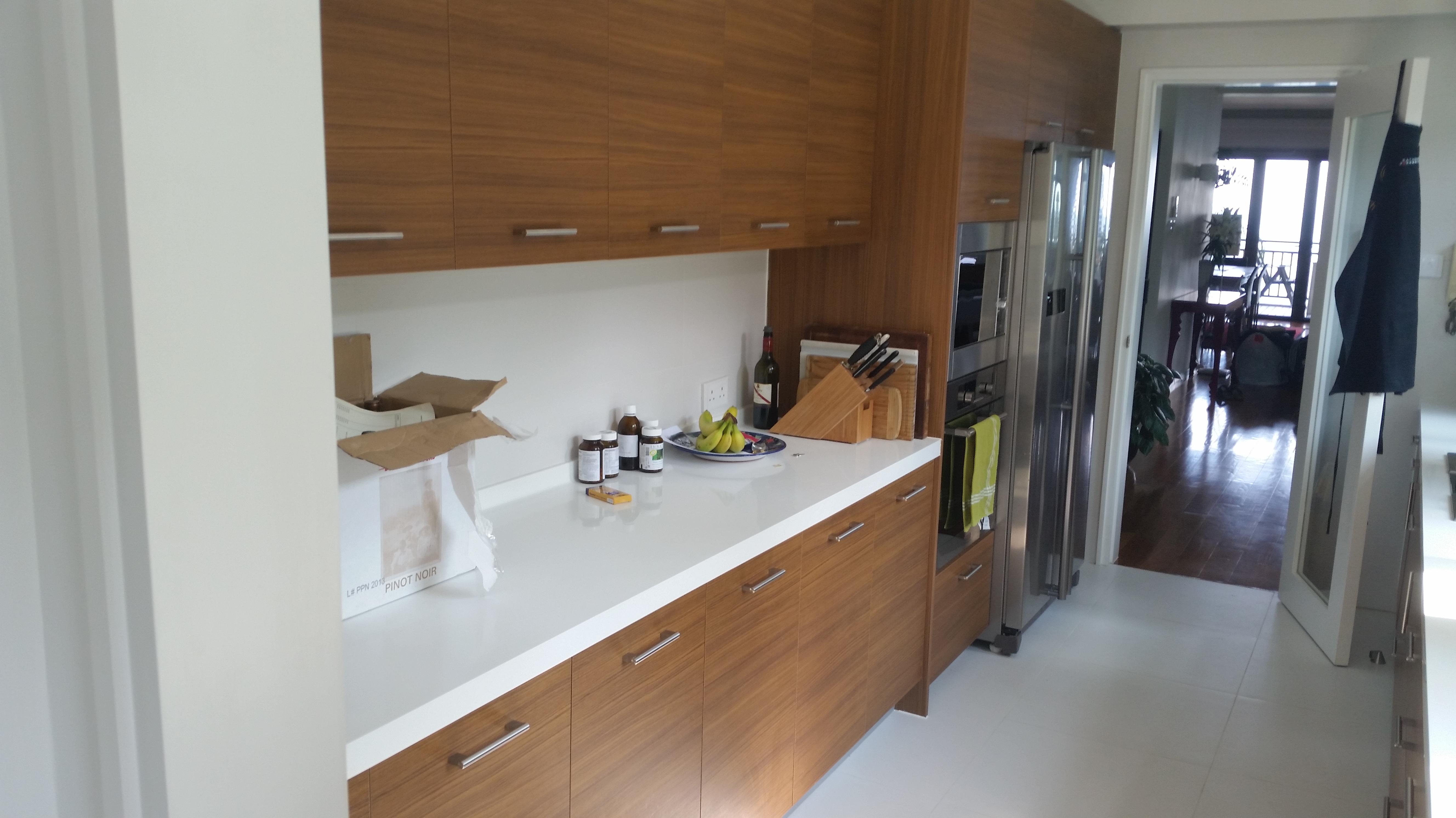 Kitchen Renovation, Hong Kong