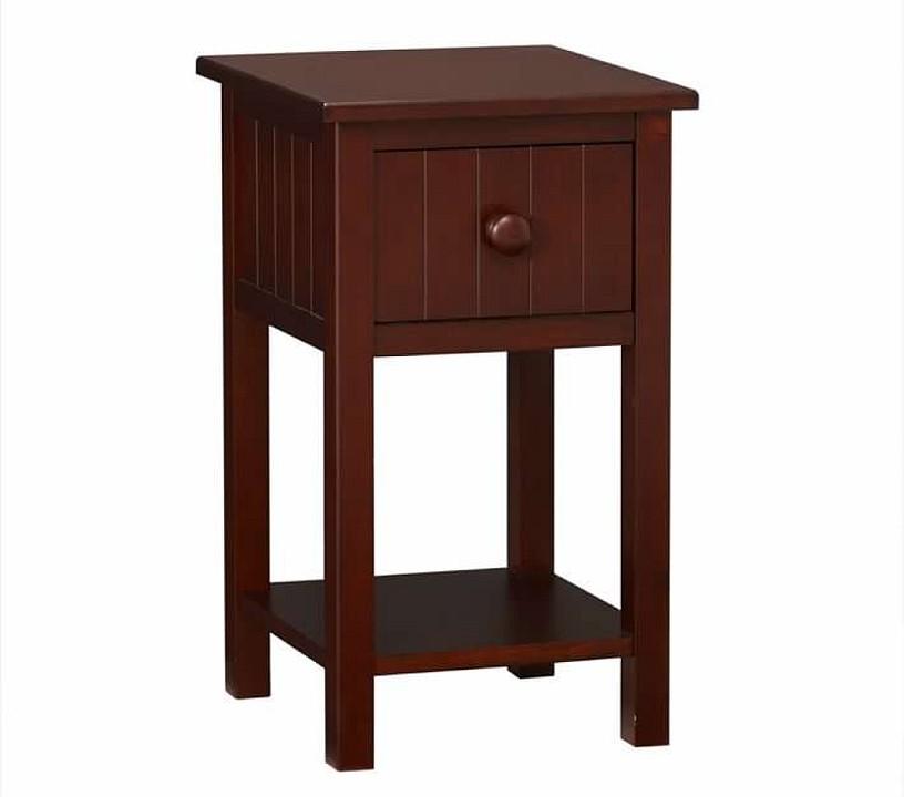 Custom-built side table