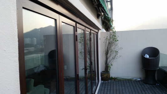 Outdoor terrace and indoor renovation, Discovery Bay
