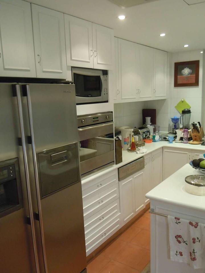 Kitchen renovation, Kennedy Road