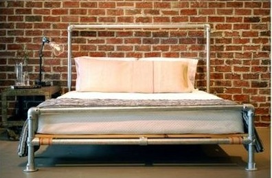 Industrial bed custom-made, Sheung Wan