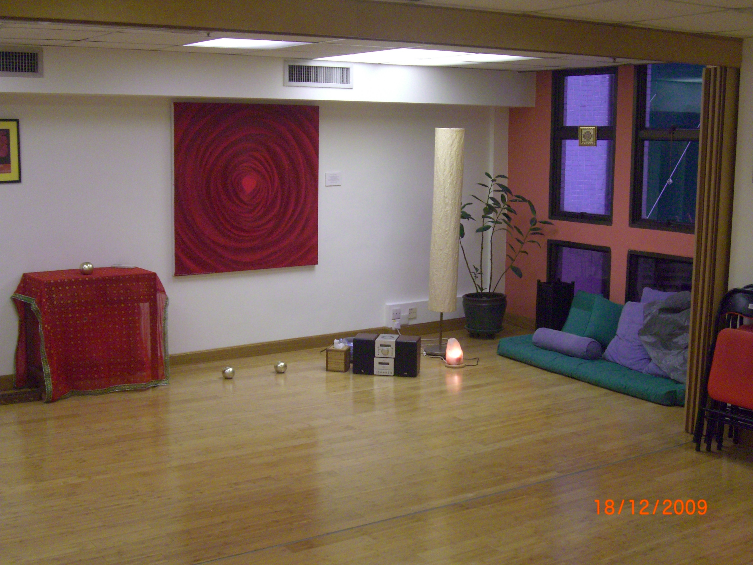 commercial renovation Shakti healing circle after4PG